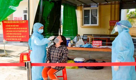 Thanh Hóa ra Công điện khẩn phòng, chống dịch Covid-19, đề nghị người dân hạn chế ra khỏi nhà