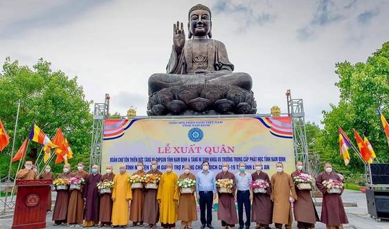 Tấm lòng chư Tăng, Ni Nam Định với Long An