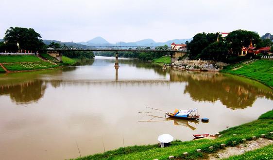 Khai thác, sử dụng hợp lý nguồn nước lưu vực sông Bằng Giang - Kỳ Cùng