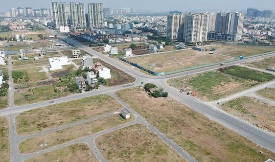 Sớm hoàn thành xây dựng phương án phân bổ và khoanh vùng đất đai cấp tỉnh