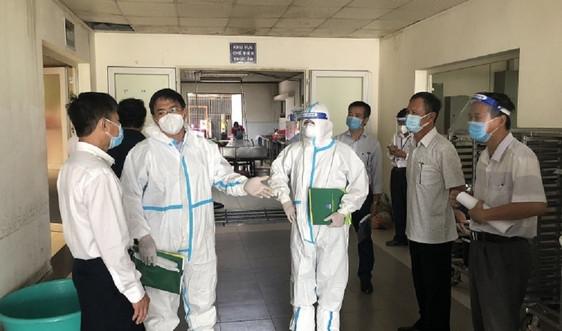 Nhà máy Đạm Phú Mỹ được đánh gia cao về công tác phòng chống dịch Covid-19
