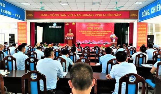 Đảng ủy Công ty than Hạ Long: Học tập, quán triệt Nghị quyết của Đảng