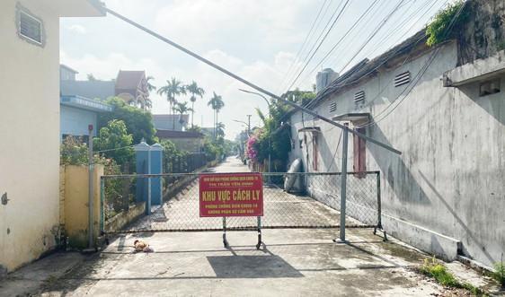 Nam Định: Huyện Hải Hậu ghi nhận thêm 2 ca nhiễm Covid-19