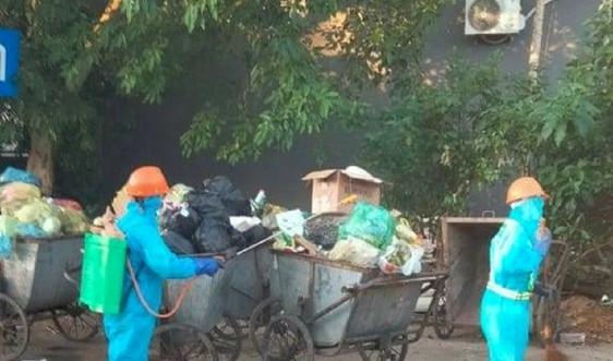 Nghệ An: Cần quản lý chặt chẽ thu gom, xử lý rác thải trong mùa dịch