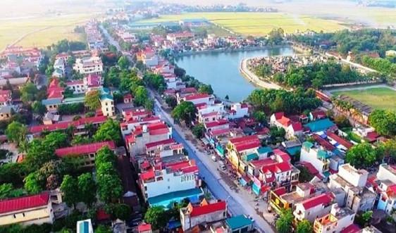 Thanh Hóa: Phê duyệt quy hoạch sử dụng đất huyện Thiệu Hóa thời kỳ 2021-2030