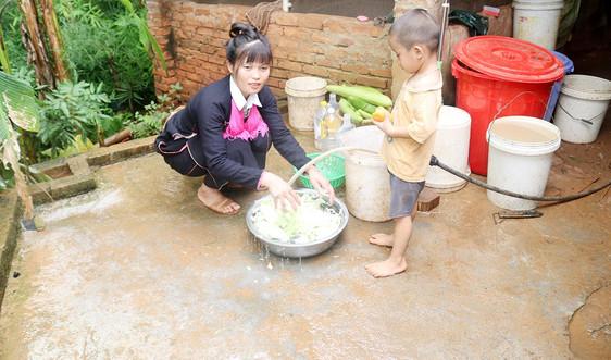 Lào Cai: Đảm bảo cấp nước sạch cho vùng dân tộc thiểu số