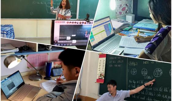 Triển khai dạy học an toàn, bảo đảm chất lượng giáo dục, đào tạo ứng phó với đại dịch COVID-19