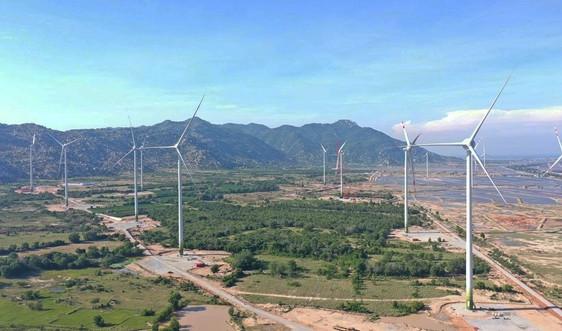 EVN cập nhật tình hình công nhận vận hành thương mại các dự án điện gió trong tháng 8/2021