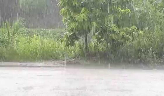 Thời tiết ngày 6/9, Bắc Bộ và Thanh Hóa có mưa rào và dông