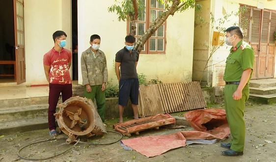 Mai Sơn (Sơn La): Kiểm tra, xử lý nghiêm hành vi khai thác khoáng sản trái phép