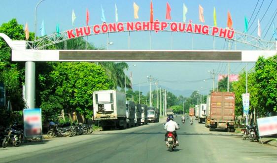 Quảng Ngãi: Phát hiện ổ dịch Covid-19 ở KCN Quảng Phú