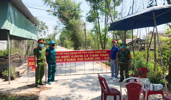 Thừa Thiên- Huế: Phát hiện 7 ca mắc COVID - 19 trong cộng đồng