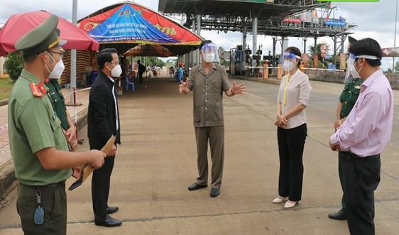 Đắk Nông: Giãn cách xã hội toàn huyện Đắk R'Lấp theo Chỉ thị số 16