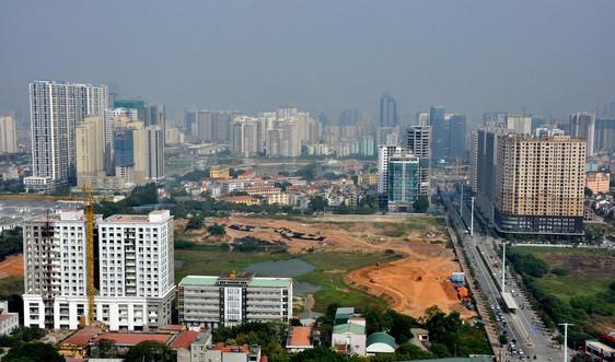 Hà Nội: Kiên quyết thu hồi các dự án bất động sản chậm triển khai