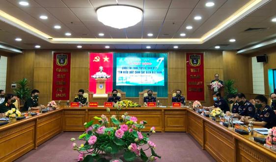 """Hàng ngàn lượt thí sinh tham gia thi """"Tìm hiểu Luật Cảnh sát biển Việt Nam"""" ngay trong ngày đầu mở link"""