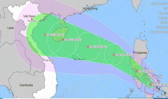 Thanh Hóa: Sẵn sàng ứng phó với bão Conson