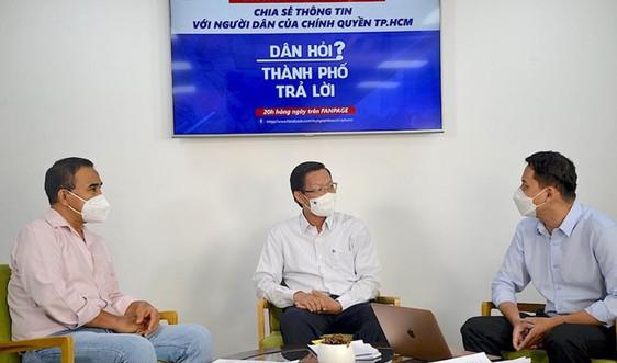 TP.Hồ Chí Minh: Bước chuyển mới trong cuộc chiến chống đại dịch Covid -19