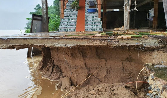 Quảng Bình: Lên phương án di dời hơn 29.000 hộ dân đến nơi an toàn để tránh bão CONSON