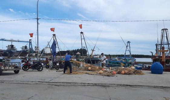 Thái Bình: Chủ động triển khai các giải pháp ứng phó với bão Conson