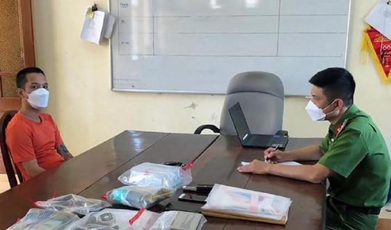 Nghệ An: Bắt giám đốc doanh nghiệp vận tải liên quan đến ma túy