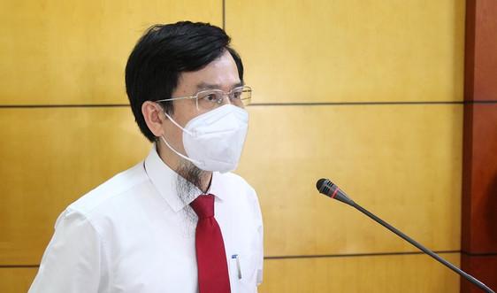 Sở TN&MT Hà Tĩnh có Giám đốc mới