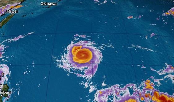 Trung Quốc hối thúc ứng phó bão kép Conson và Chanthu