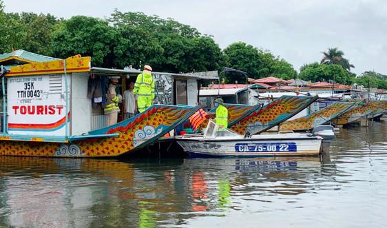 Thừa Thiên - Huế: Khẩn trương ứng phó với bão Conson
