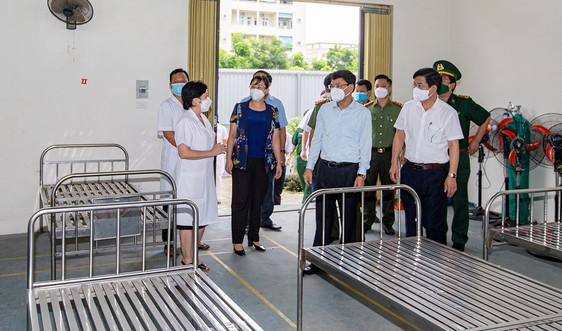 Lào Cai: Phát động phong trào thi đua phòng, chống dịch Covid-19