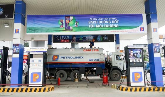 Điều chỉnh giá xăng dầu từ 15h00 ngày 10.9.2021