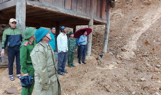 Nghệ An: Chủ động ứng phó thiên tai, chú trọng khu vực miền núi