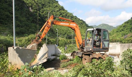 TP. Sơn La: Cưỡng chế thu hồi đất thực hiện dự án tuyến đường quốc lộ 6