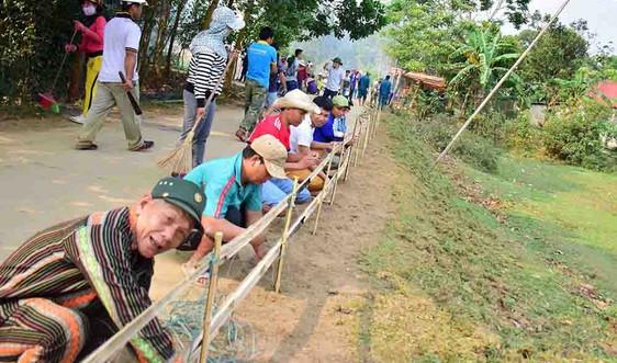 """A Lưới - Thừa Thiên Huế: Hàng nghìn người DTTS tham gia phong trào """"Ngày Chủ nhật xanh"""""""