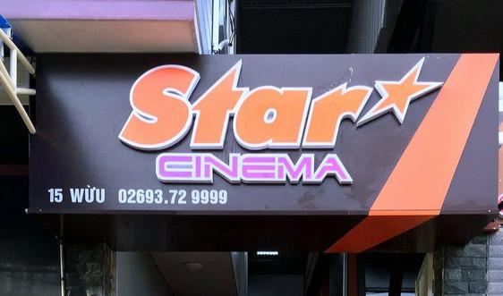 Rạp chiếu phim bị phạt 10 triệu vì mở cửa đón khách trong lúc dịch