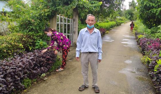 Hậu Giang: Ông Lâm Khem - gương sáng vì cộng đồng