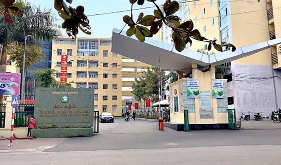 Đại học Tài nguyên và Môi trường Hà Nội lấy điểm chuẩn cao nhất là 26 điểm