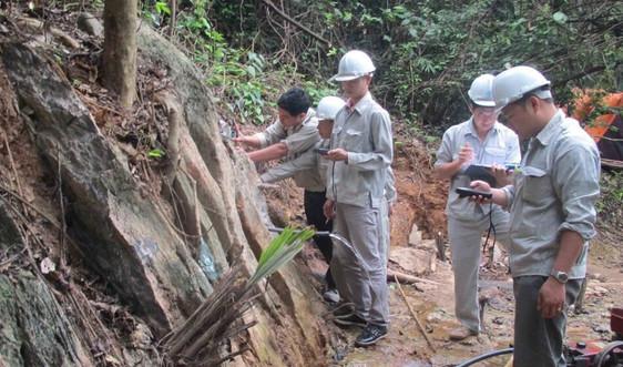 Tổng cục Địa chất và Khoáng sản Việt Nam: Tập trung hoàn thành kế hoạch điều chỉnh Đề án Tây Bắc
