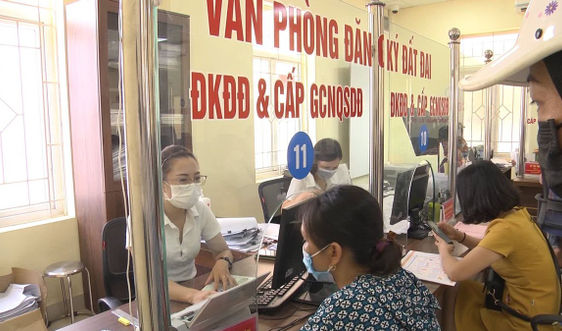 TP. Yên Bái: Tỷ lệ cấp GCNQSDĐ đạt trên 97%