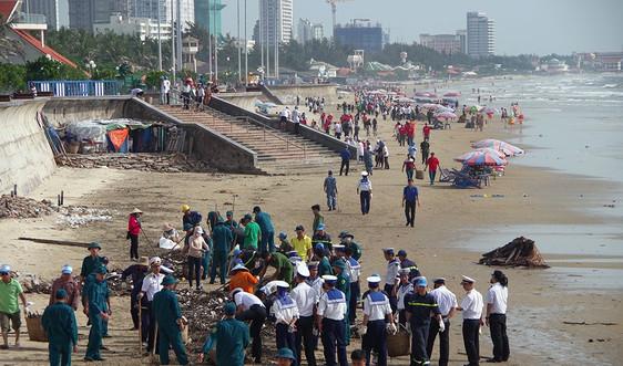 """Bài dự thi """"cùng giữ màu xanh của biển"""": Thông bờ cho biển mãi xanh - Bài 1: Chặn thải từ đầu nguồn"""