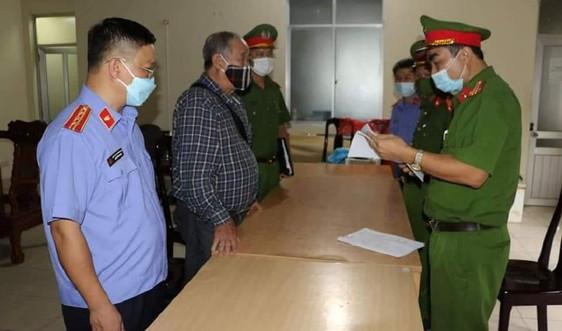 Nghệ An: Khởi tố 2 vợ chồng giám đốc Khu đô thị Minh Khang