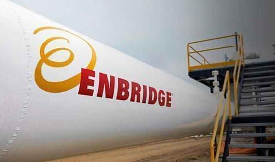 Enbridge bị phạt 3,32 triệu USD vì vi phạm luật môi trường