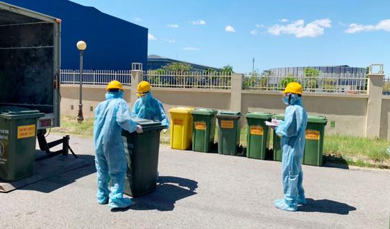 Thừa Thiên - Huế: Ban hành quy trình cấp phép cho lực lượng thu gom, vận chuyển rác thải COVID - 19