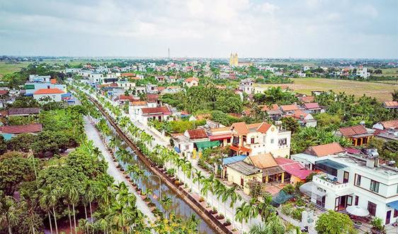 Nông thôn Việt Nam đã có những chuyển biến rõ nét