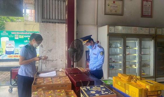 Nghệ An: Cần kiểm soát chặt chẽ hàng hóa phục vụ Tết Trung thu