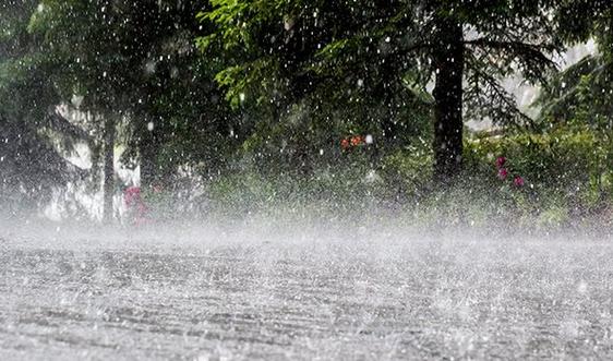 Thời tiết 18/9: Bắc Bộ có nơi mưa rất to