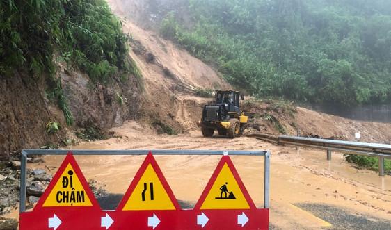 Ngày 20/9, cảnh báo mưa lớn trên nhiều khu vực