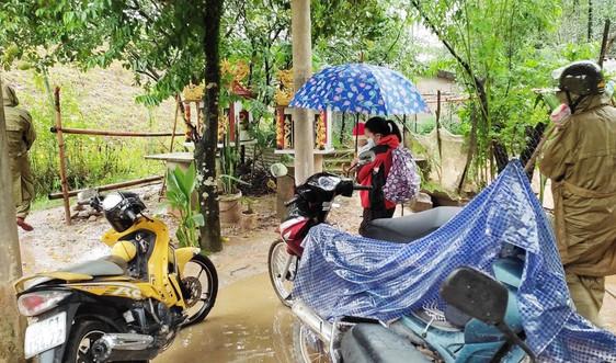 Thừa Thiên - Huế: Sẵn sàng ứng phó thiên tai trong bối cảnh Covid-19