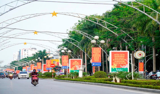 Xây dựng TP Thanh Hóa trở thành đô thị thông minh