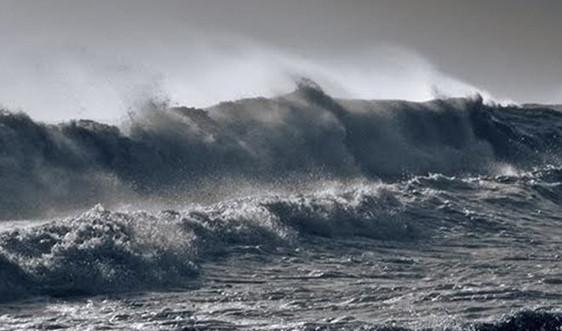 Biển Đông xuất hiện vùng áp thấp có khả năng mạnh lên