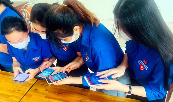 """Cuộc thi """"Tìm hiểu Luật Cảnh sát biển Việt Nam"""" ngày càng thu hút sự quan tâm của đông đảo các tầng lớp nhân dân"""