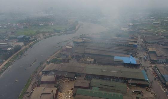Bắc Ninh ô nhiễm môi trường các làng nghề dần được khắc phục